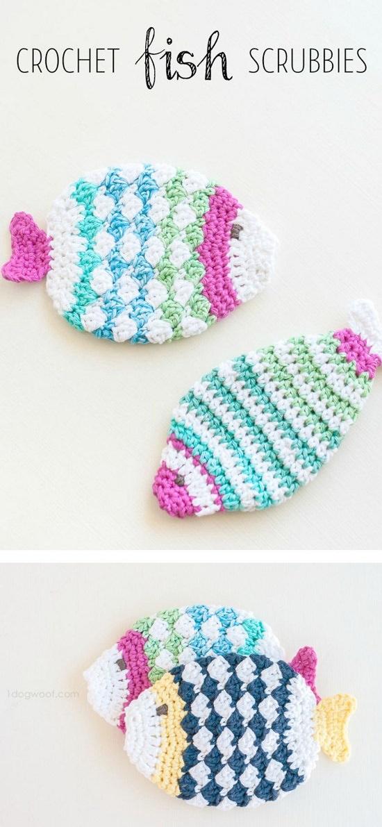 Best Crochet Washclothes Patterns 10