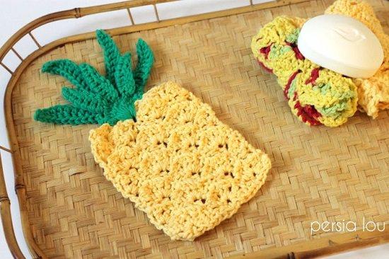 Best Crochet Washclothes Patterns 12