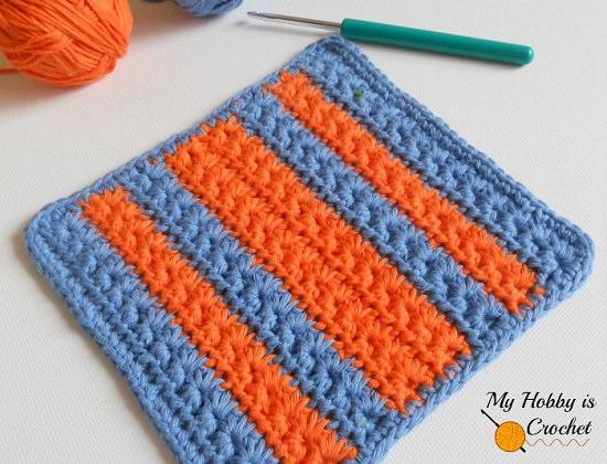 Best Crochet Washclothes Patterns 16