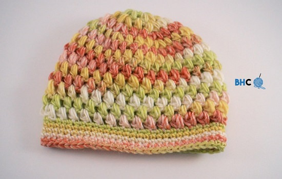 DIY Crochet Beanie and Hat Patterns