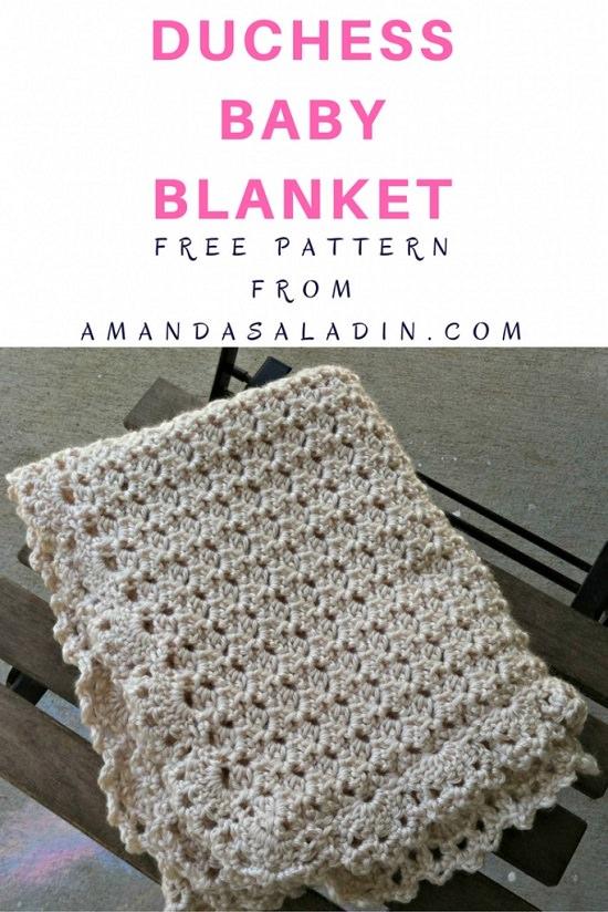 DIY Crochet Blanket 8