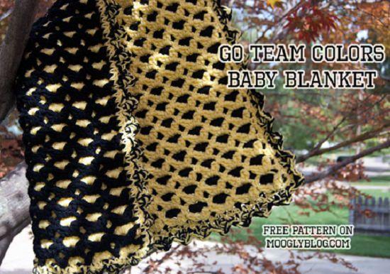 DIY Crochet Blanket 10