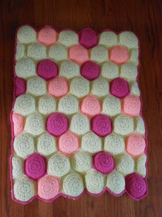 DIY Crochet Blanket 11