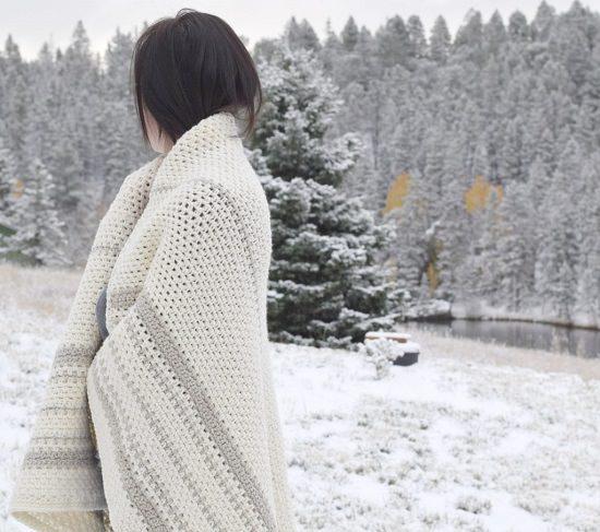 DIY Crochet Blanket 2