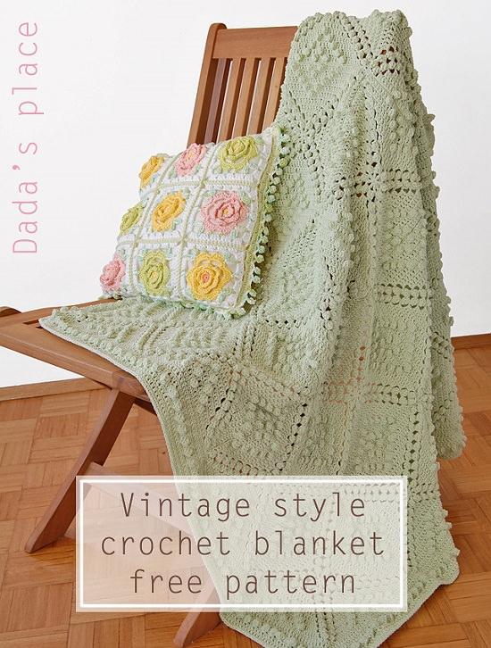 DIY Crochet Blanket 3
