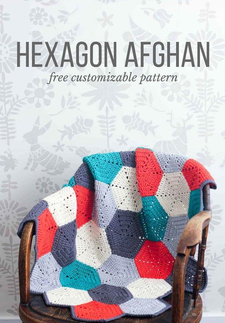 DIY Crochet Blanket 4