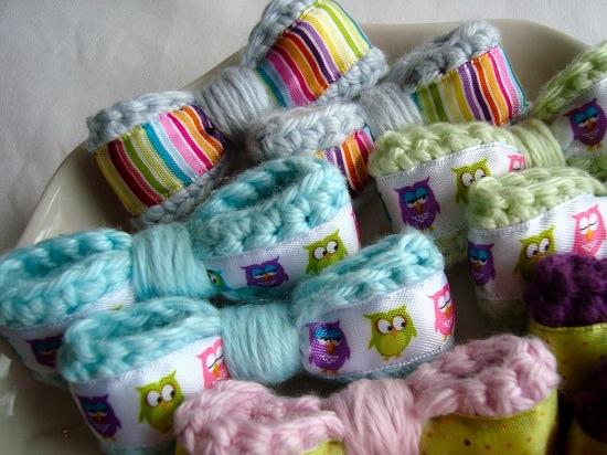 DIY Crochet Bows 6