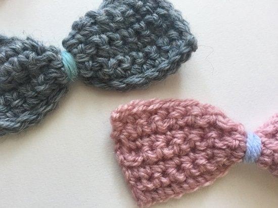 DIY Crochet Bows 3