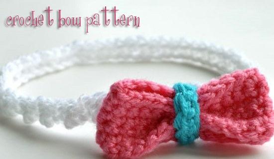 DIY Crochet Bows 5