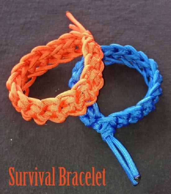 DIY Crochet Bracelet 11