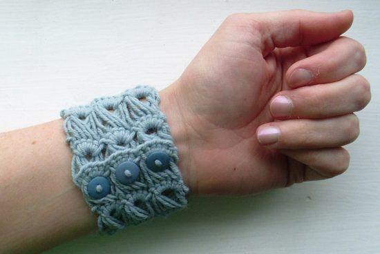 DIY Crochet Bracelet 2