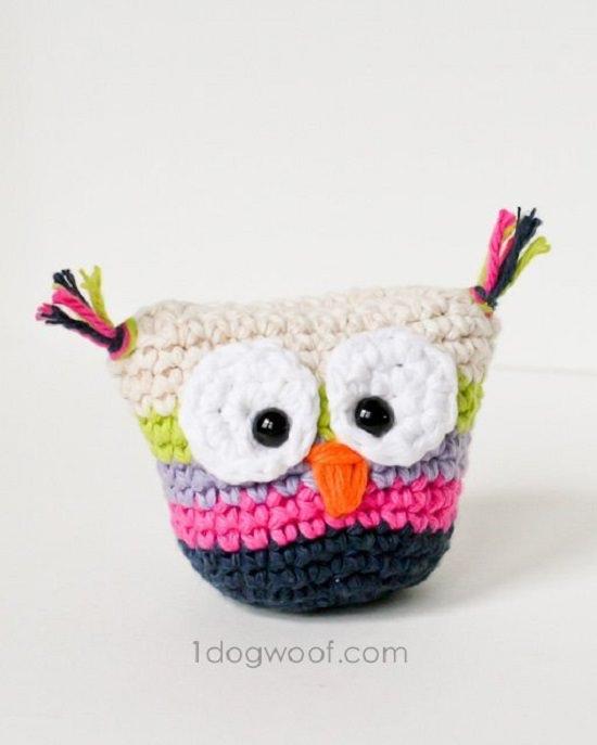 DIY Crochet Coin Purse 7
