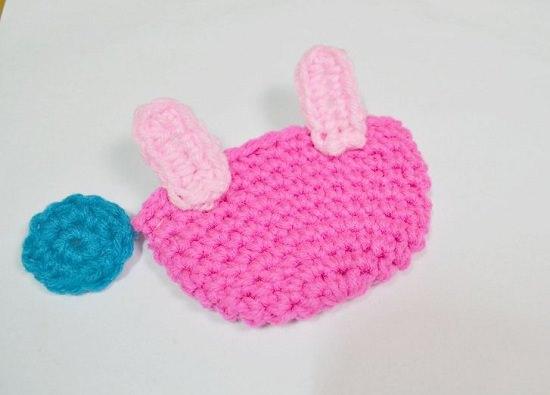 DIY Crochet Coin Purse 12