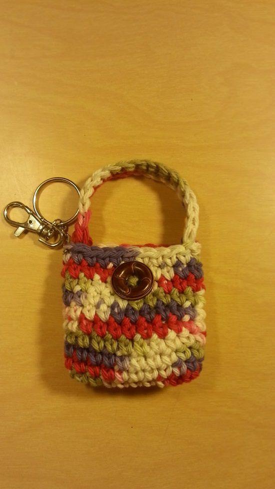 DIY Crochet Coin Purse 13