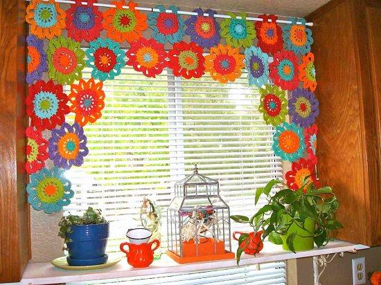 DIY Crochet Flower 2