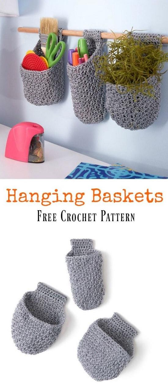DIY Crochet Planter 6