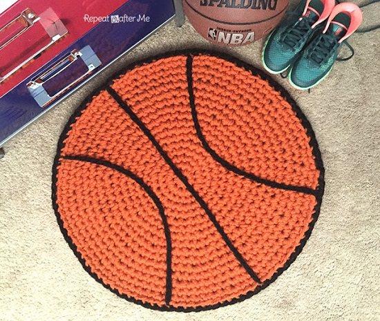 DIY Crochet Rug 3