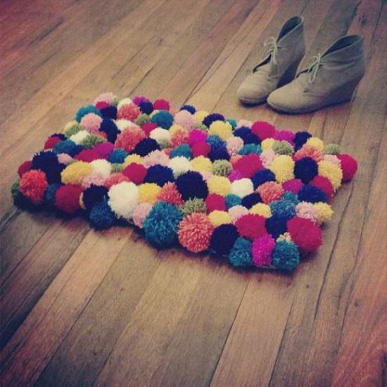DIY Crochet Rug 4