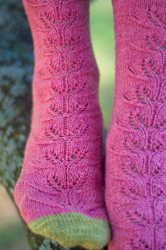 DIY Crochet Socks 4