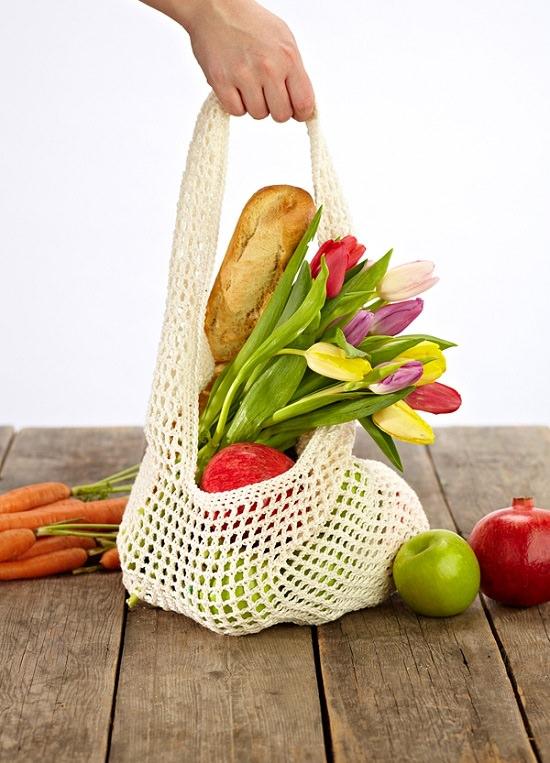DIY Crochet Bags
