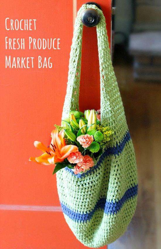 DIY Crochet Bags 6