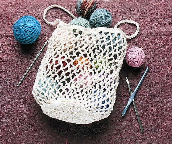 DIY Crochet Bags 8
