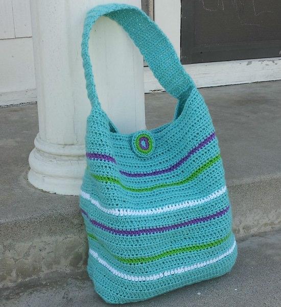 DIY Crochet Bags 9