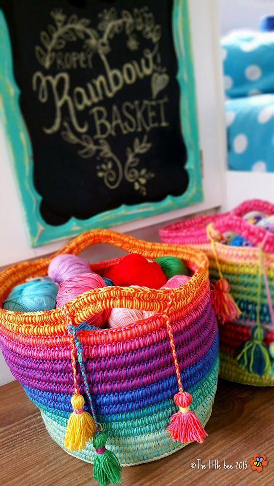 DIY Crochet Bags 3