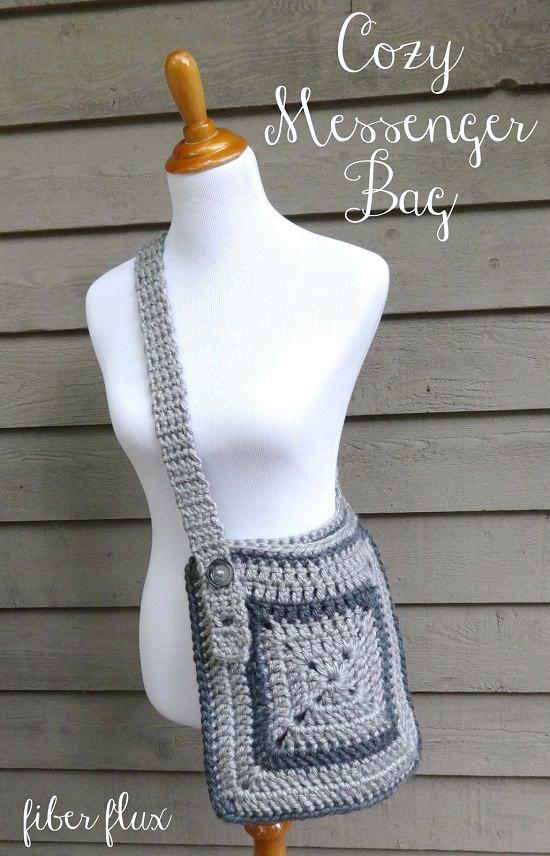 DIY Crochet Bags 4