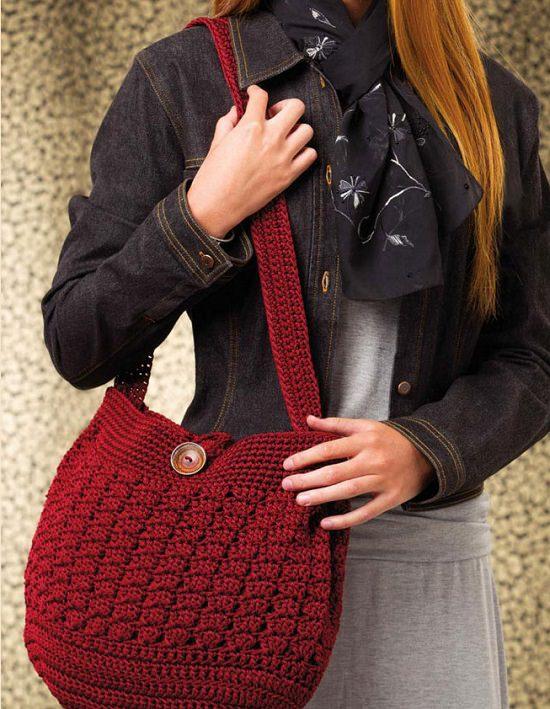 DIY Crochet Bags 5
