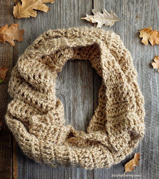 DIY Crochet Scarfs 6