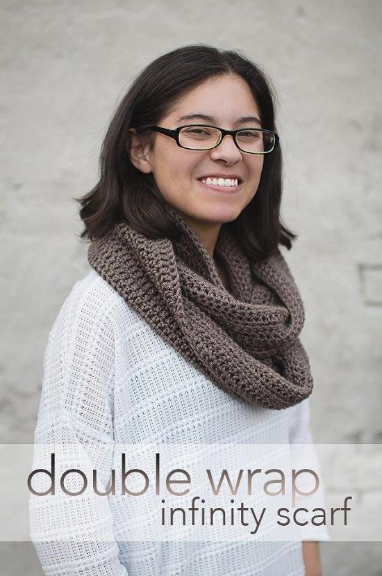DIY Crochet Scarfs 8