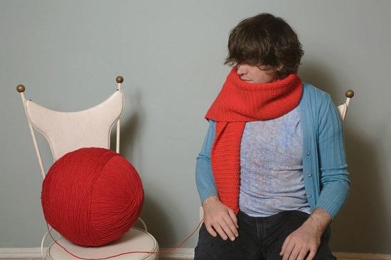 DIY Crochet Scarfs 11