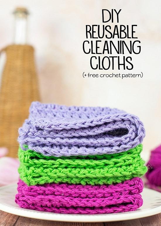 Best Crochet Washclothes Patterns 6