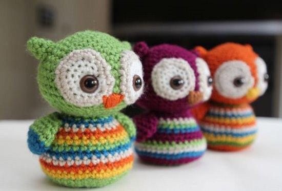 DIY Crochet Toys
