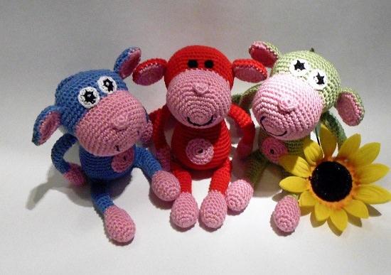 DIY Crochet Toys 12
