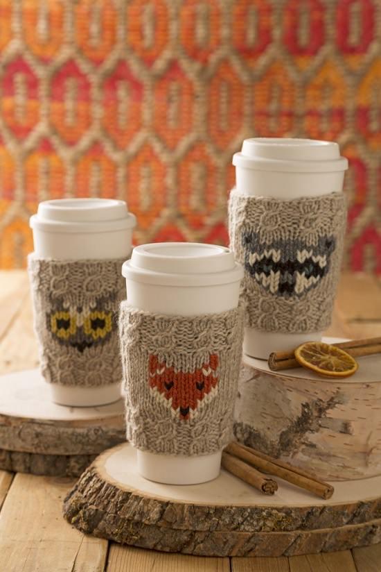 DIY Crochet Mug Cozy 6