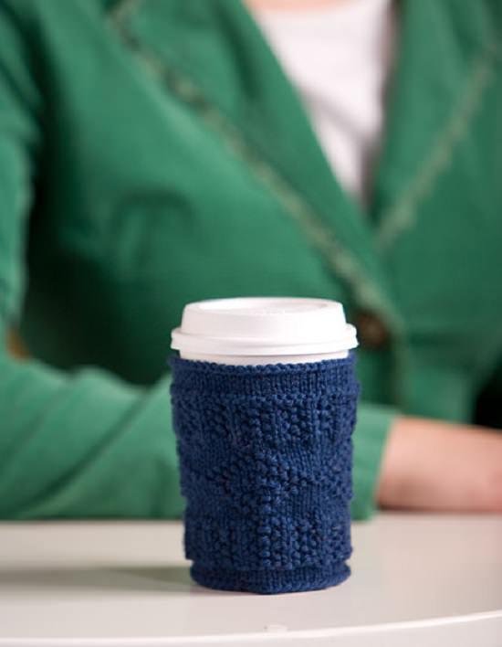 DIY Crochet Mug Cozy 12