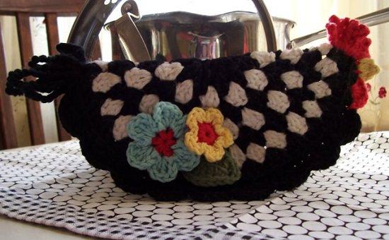 DIY Crochet Chick patterns for the festive season