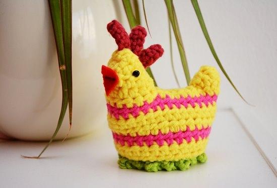 amazing DIY Crochet Chick patterns