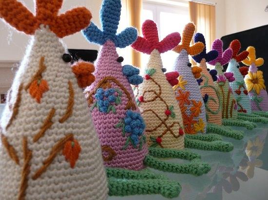 DIY Crochet Chick patterns