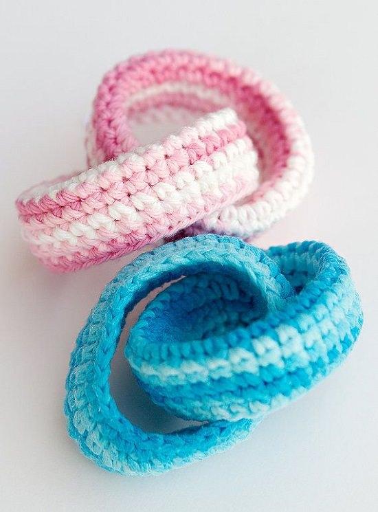 DIY Crochet Rings 8
