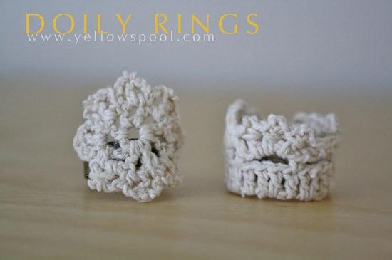 DIY Crochet Rings 10
