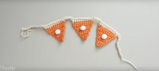 DIY Crochet Cake 6