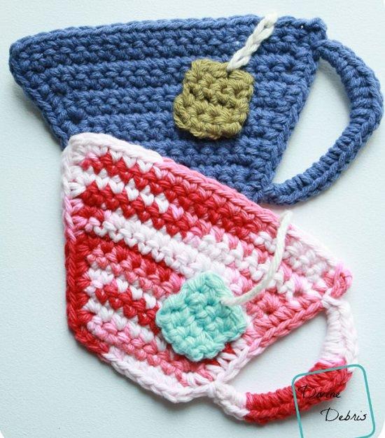 DIY Crochet Coaster 26