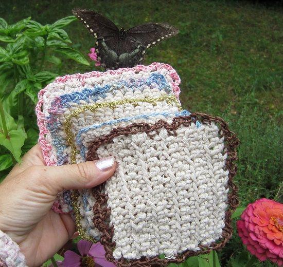 DIY Crochet Coaster 4