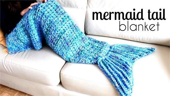 Crochet Mermaid Tail Pattern Free