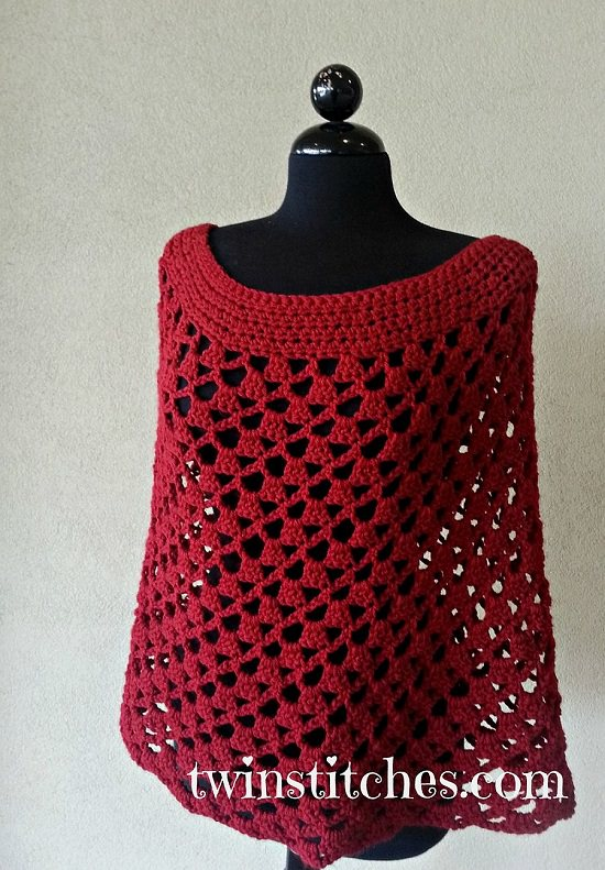 some of the best Free Crochet Poncho Patterns