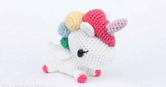 Truly dreamy Unicorn Crochet Patterns