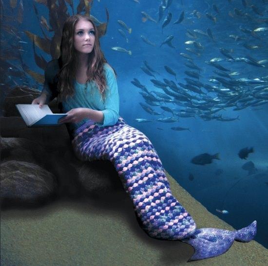 Crochet Mermaid Tail Pattern Free to make
